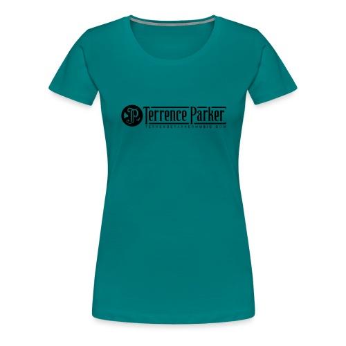 TERRENCE PARKER LOGO - Women's Premium T-Shirt