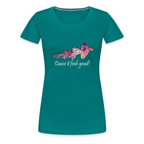 wingsuit2front - Women's Premium T-Shirt