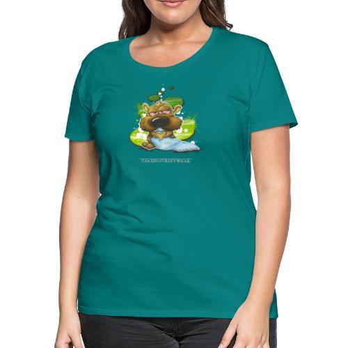 Hamster purchase - Women's Premium T-Shirt