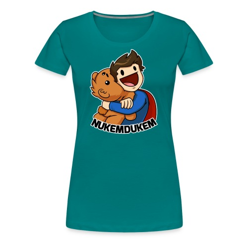 pimgpsh fullsize idistr - Women's Premium T-Shirt