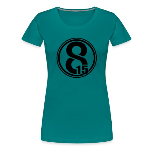 815 Black - Women's Premium T-Shirt