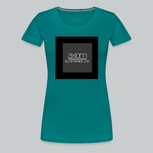 axiom - Women's Premium T-Shirt