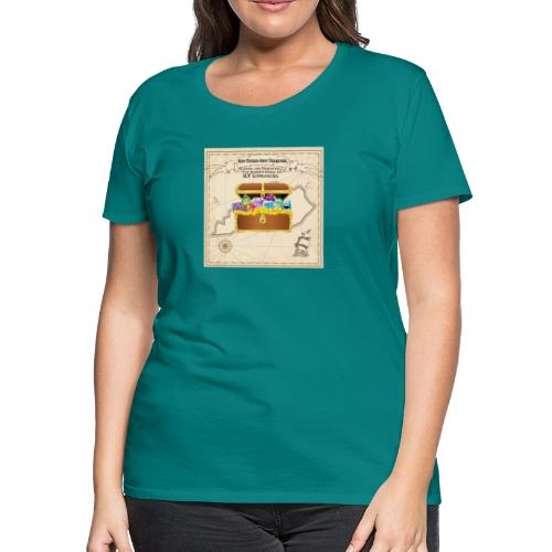 2022 KASL Summer Refresher - Women's Premium T-Shirt