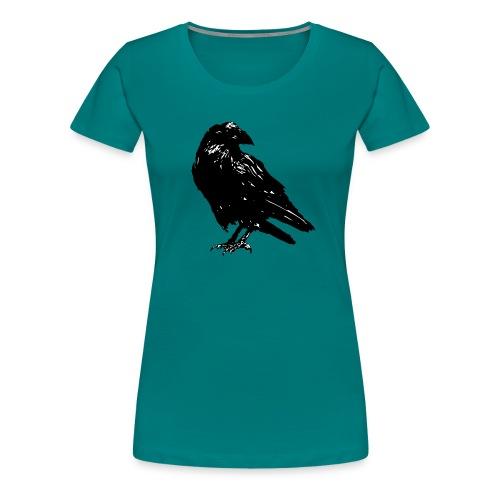 Cuervo - Raven - Women's Premium T-Shirt