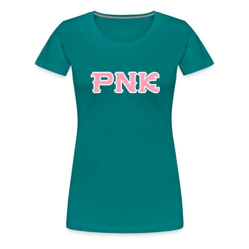 pnk - Women's Premium T-Shirt
