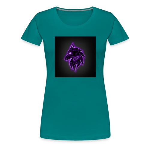 wolf jumper - Women's Premium T-Shirt