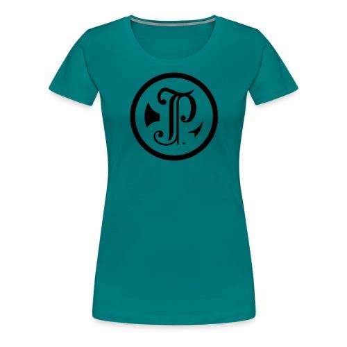 TP Logo - Women's Premium T-Shirt