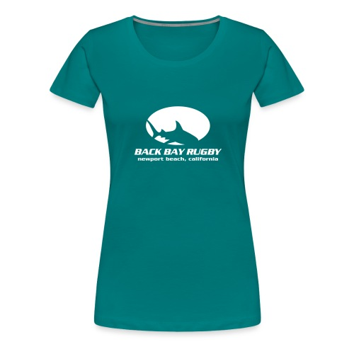 Saturday is a Rugby Day. - Women's Premium T-Shirt