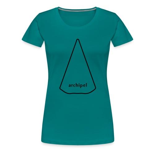archipel_light grey - Women's Premium T-Shirt