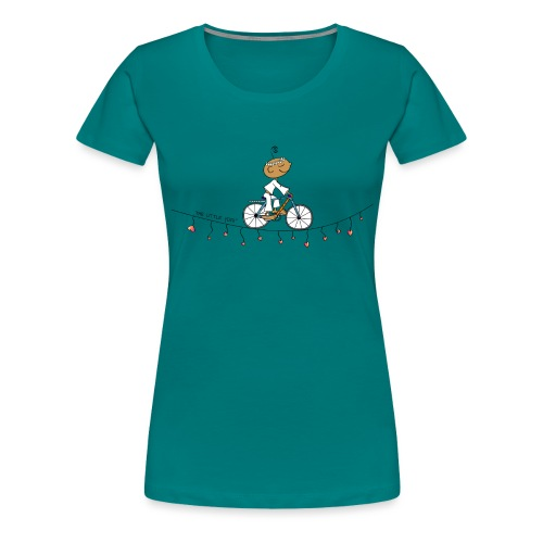 The Way of the Heart - Women's Premium T-Shirt