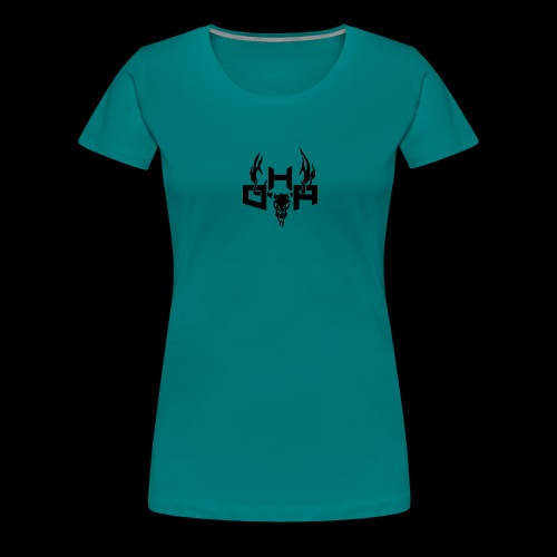 BlackOHA - Women's Premium T-Shirt