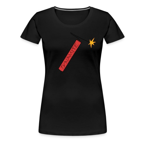 Tynamite 2018 Logo - Women's Premium T-Shirt