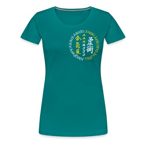 AAAandJJJ Logo - Women's Premium T-Shirt