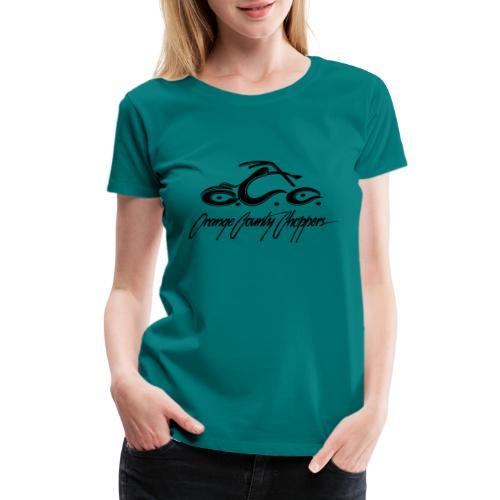 Basic Dagger New - Women's Premium T-Shirt