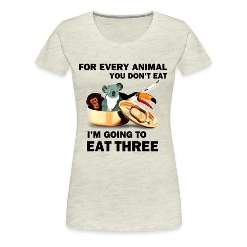 Every Animal Maddox T-Shirts - Women's Premium T-Shirt