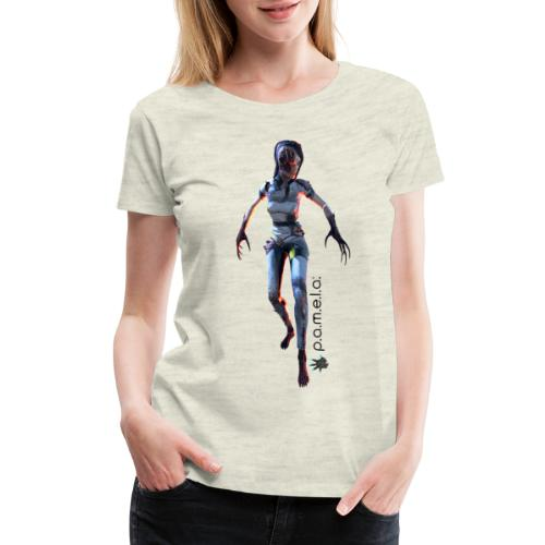 P.A.M.E.L.A. Widow - Women's Premium T-Shirt