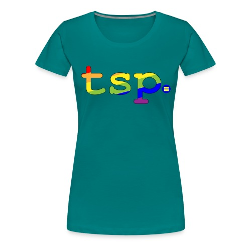 tsp pride - Women's Premium T-Shirt