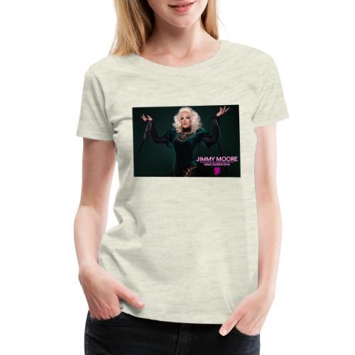 Jimmy Moore DRAG QUEEN DIVA - GREEN QUEEN 3 - T-shirt premium pour femmes