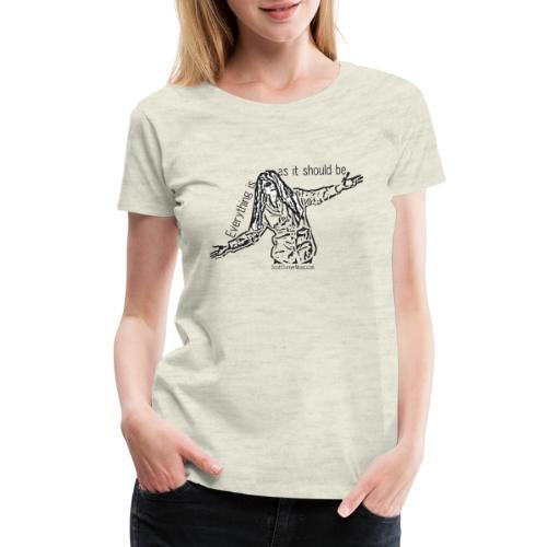 Everything is - Women's Premium T-Shirt