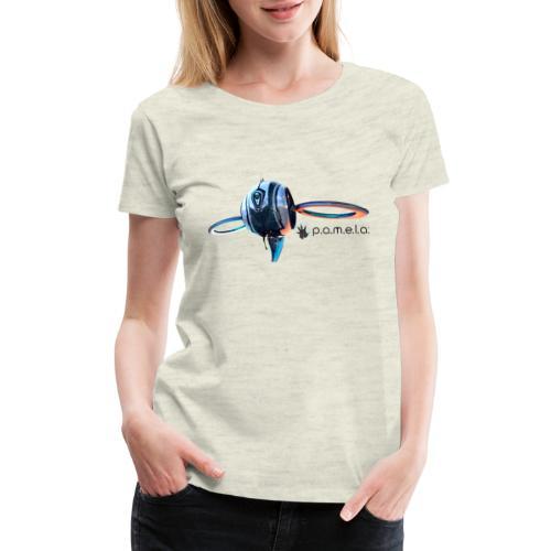 P.A.M.E.L.A. Observer - Women's Premium T-Shirt