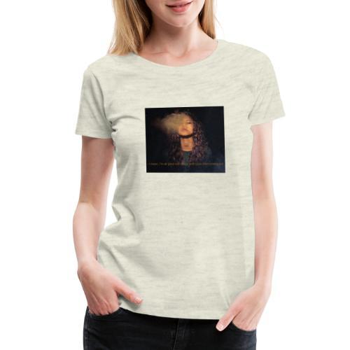 EUPHORIA RUE em.x #1 - Women's Premium T-Shirt