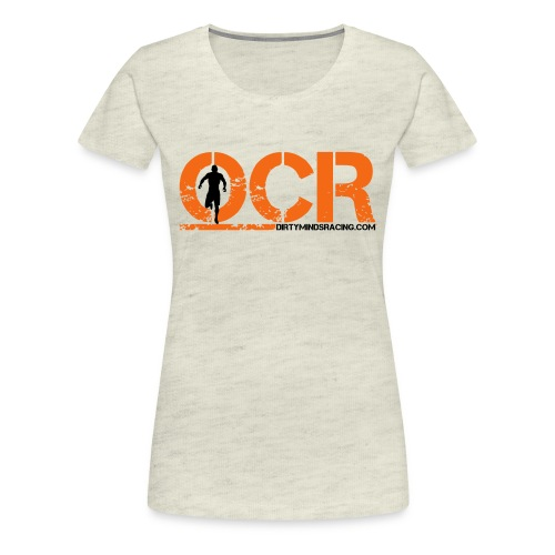 OCR - Obstacle Course Racing - Women's Premium T-Shirt
