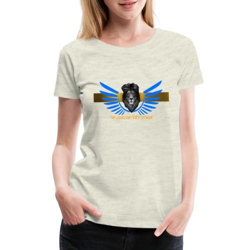 The conscious Truth network png - Women's Premium T-Shirt