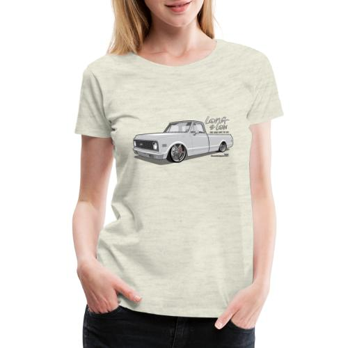Long & Low C10 - Women's Premium T-Shirt