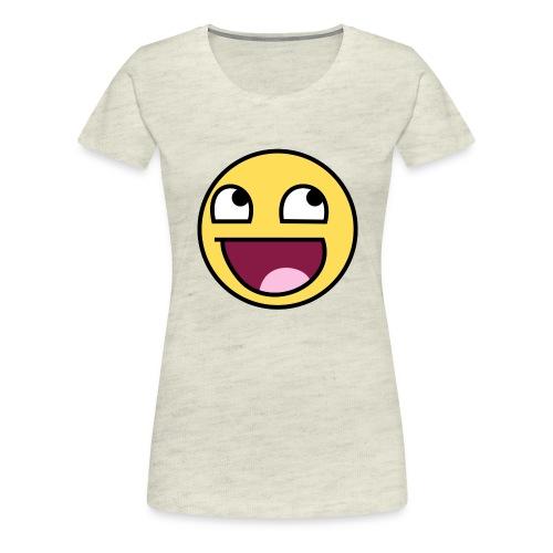 Epic Face - Women's Premium T-Shirt