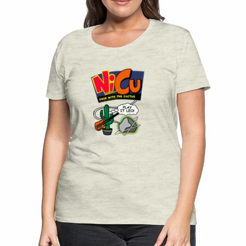 NiCU - Women's Premium T-Shirt