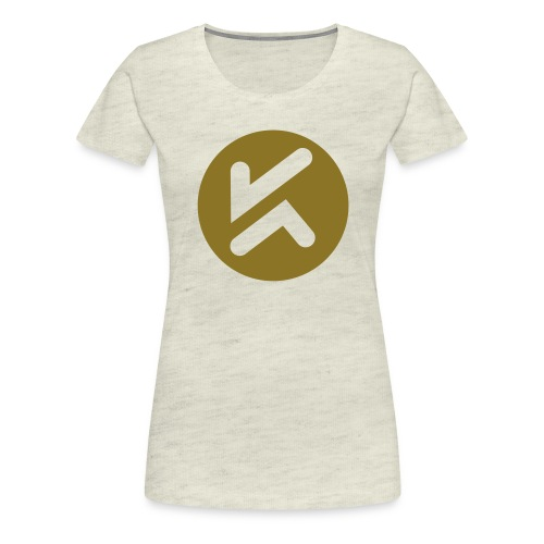 KCJ Media Tee - Women's Premium T-Shirt