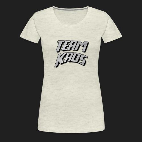 Team KAOS - Women's Premium T-Shirt