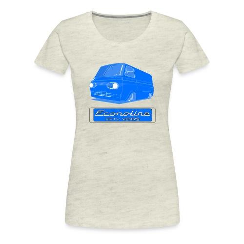 Long Sleeve Econoline Cotton Shirt - Women's Premium T-Shirt