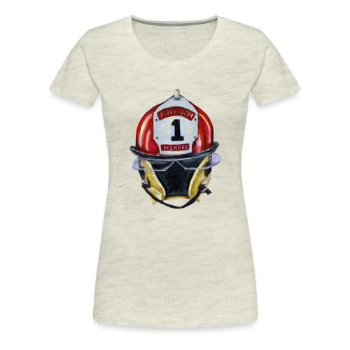 Firefighter - Women's Premium T-Shirt