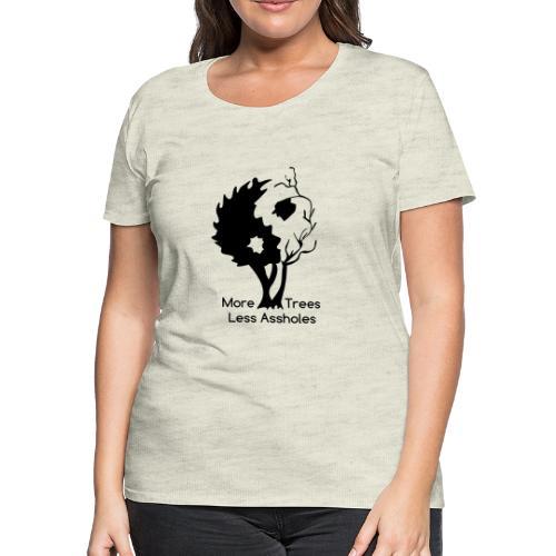 Yin Yang tree MTLA - Women's Premium T-Shirt
