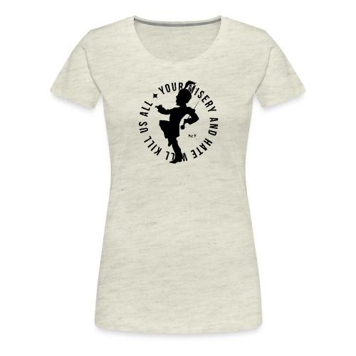 my black parade - Women's Premium T-Shirt