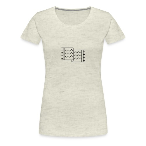 VENDEUR DE TAPIS - Women's Premium T-Shirt