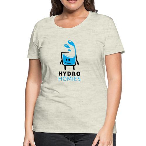 HydroHomies | Hydro Homies | Cup of Water Design - Women's Premium T-Shirt