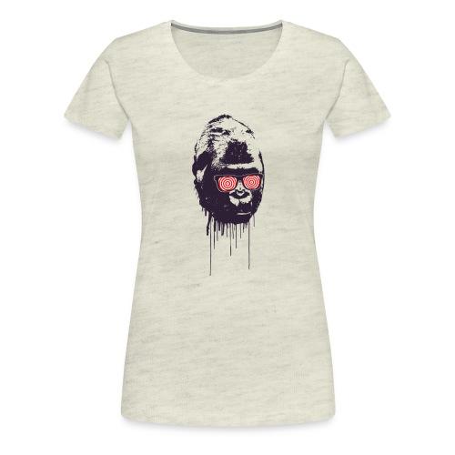 xray gorilla - Women's Premium T-Shirt
