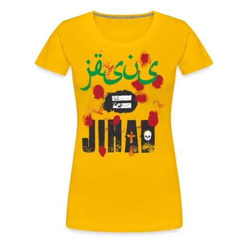 Jesus = jihad - Women's Premium T-Shirt