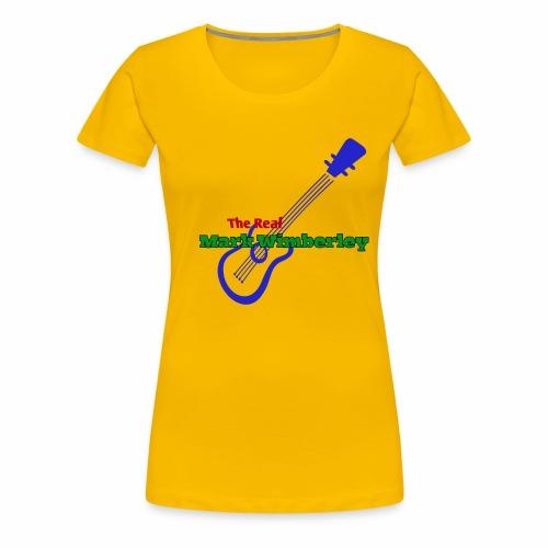 The Real Mark Wimberley Swag - Women's Premium T-Shirt