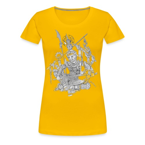 tattoo - Women's Premium T-Shirt