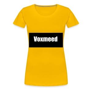 VOXMEED - Women's Premium T-Shirt