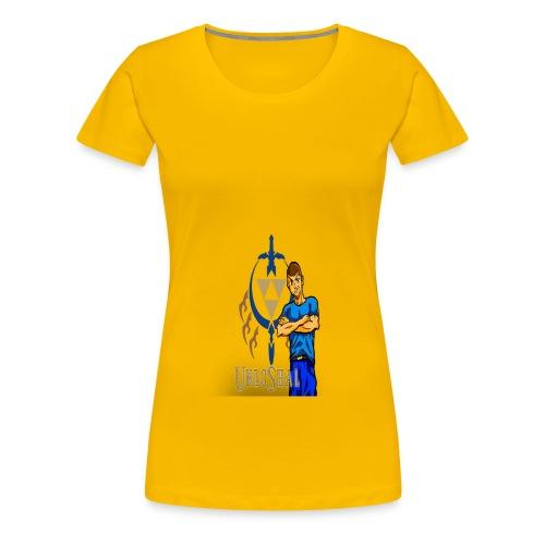 UncleShal YouTube shirt & hoodies - Women's Premium T-Shirt