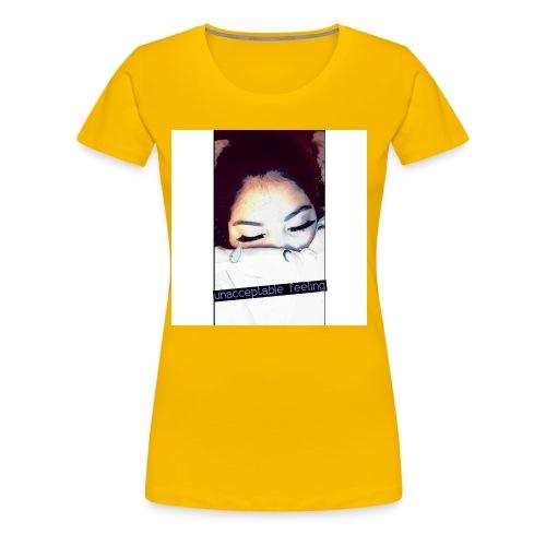 QUEEN G. GORGEOUS - Women's Premium T-Shirt
