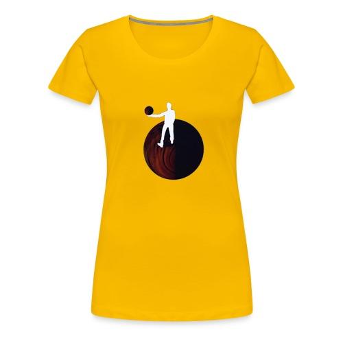Space Mannnnn - Women's Premium T-Shirt