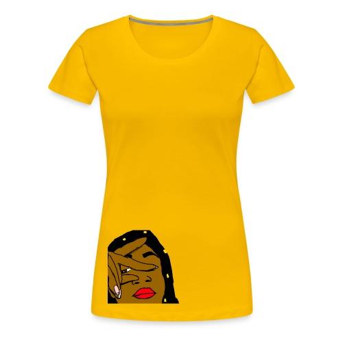 Yo Apparel Collection - Women's Premium T-Shirt