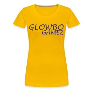 GlowBo's : The Fancy Fashion! - Women's Premium T-Shirt