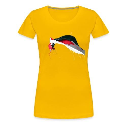 color splash 2 - Women's Premium T-Shirt