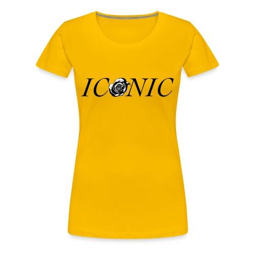 IconicTee - Women's Premium T-Shirt